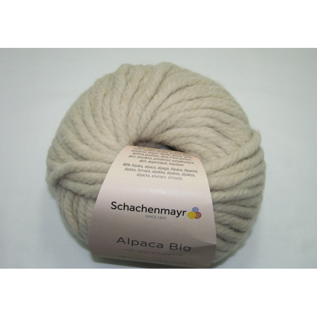 Alpaca Big 100g - 00005 cream
