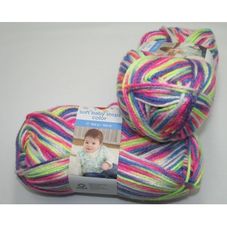 Baby Soft Steps color 100g -9937