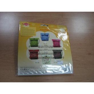Ručné tvorenie-kreatívne sady filcová kabelka
