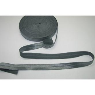 Guma lemovacia sivá tmavá š.19mm