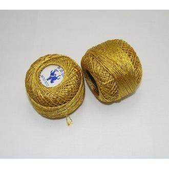 Ulukardesler lurex  20g - žlto zlatá