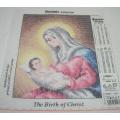 Obraz Panna Mária s Ježiškom 18x24cm