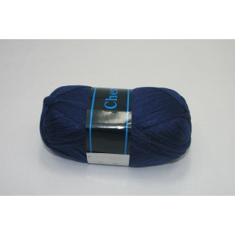 Chemlon 50g - 527-01 tmavo modrá