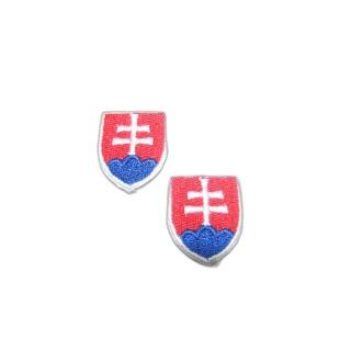 Znak Slovenskej republiky 2,3 x 1,8 cm