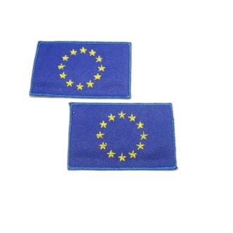 Vlajka Európskej únie 6 x 3,9 cm