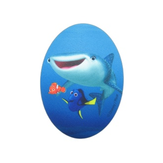 Nemo rybka nažehlovačka 7,8 x 10,8 cm