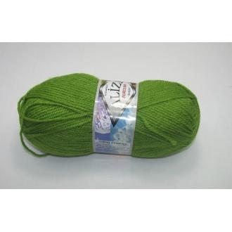 Alize Burcum klasik 100g - 210 zelená