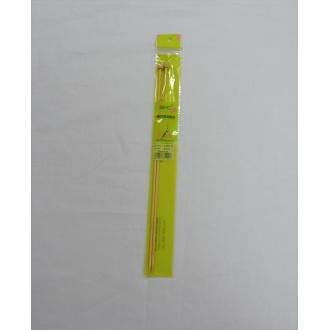 Pletacie ihlice PONY 3,5mm / javorové drevo