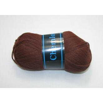 Chemlon 50g - 762-01 hnedá