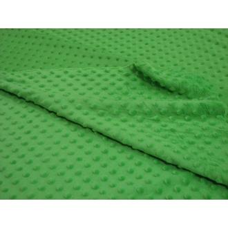 Minky plyš š.165cm - zelený