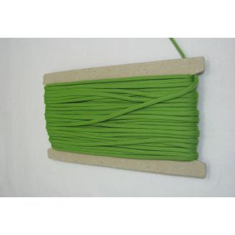 Šnúra padáková - zelená