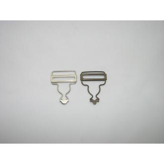 Montérkové spony kovové