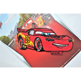 Nažehľovačka Disney Cars McQueen