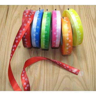 Stuha bodka  rôzne farby
