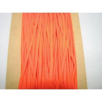 Šnúra padáková-oranžová