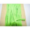 Šnúra padáková-zelená neón