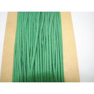 Šnúra padáková-tm.zelená