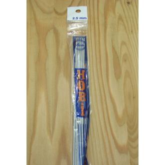 Ponožkové ihlice HOBI 2,5mm