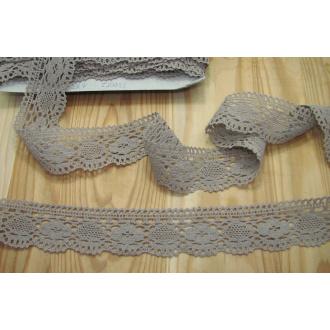 Krajka Bavlna 4cm