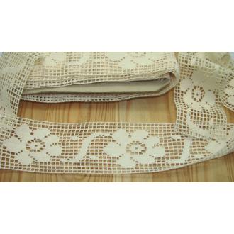Krajka Bavlna 7,8cm