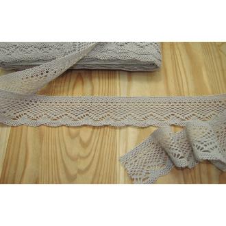 Krajka Bavlna 5cm