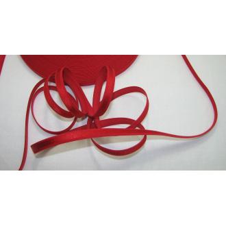 Ramienková guma š.10mm ,červená