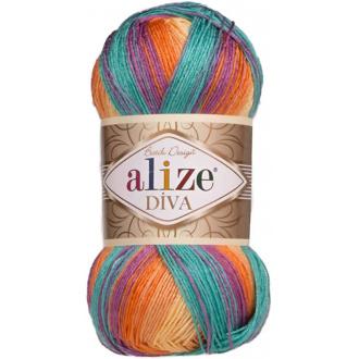 Alize Diva Batik - 7074