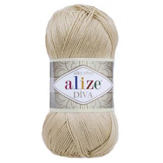 Alize Diva - 368 Karamel