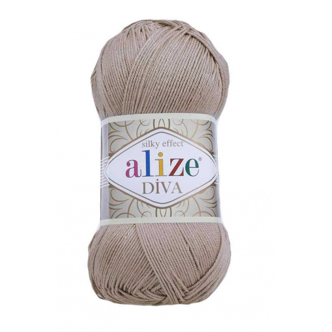 Alize Diva - 62 Light Cream