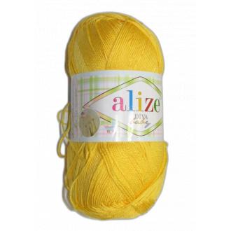 Alize Diva - 216 Žltá