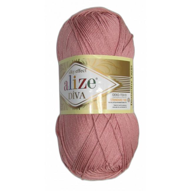 Alize Diva - 354 Old Pink