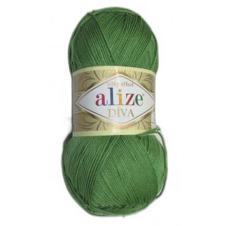 Alize Diva - 79 Zelená