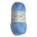 Alize Diva - 112 Detská modrá