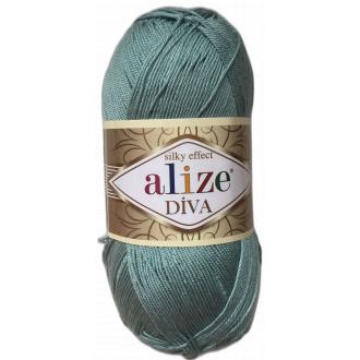 Alize Diva - 463 - Svetlá zelená