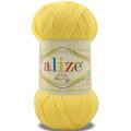 Alize Diva - 187 Svetlá žltá