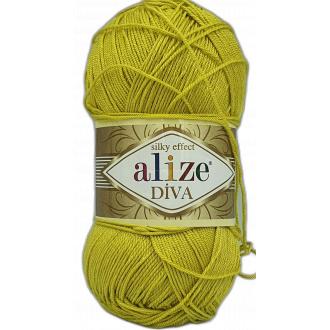 Alize Diva - 109 Limetková