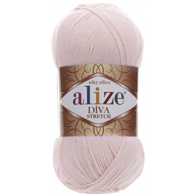 Alize Diva stretch - 132 Kráľovská modrá