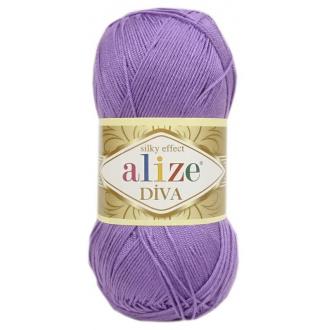Alize Diva - 43 Fialová