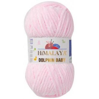 Himalaya Dolphin baby - 80303 Svetlá ružová