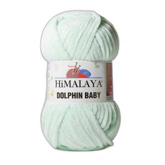 Himalaya Dolphin baby - 80307 Mätová zelená