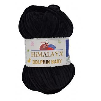 Himalaya Dolphin baby - 80311 Čierna