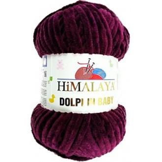 Himalaya Dolphin baby - 80339 Tmavá vínová