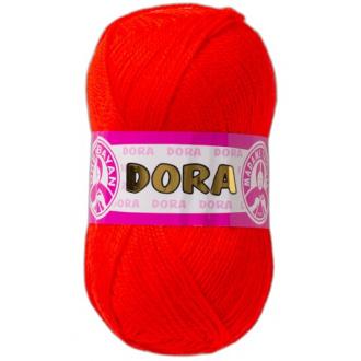 Madame Tricote Paris Dora - 032 Červená výrazná
