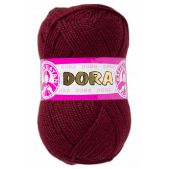 Madame Tricote Paris Dora - 035 Bordová