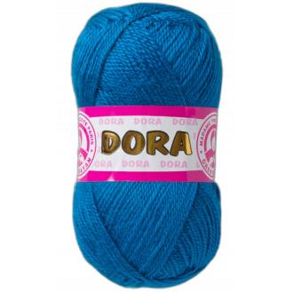 Madame Tricote Paris Dora - 026  Tyrkysová tmavá