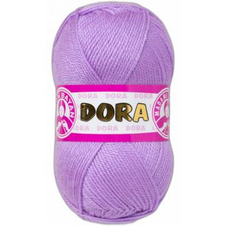 Dora 100g- 056 fialová
