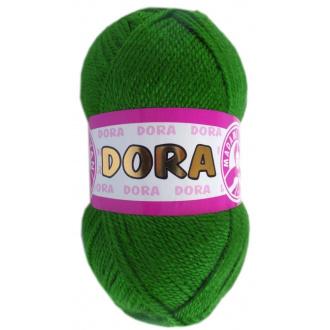 Madame Tricote Paris Dora - 087 Trávová zelená