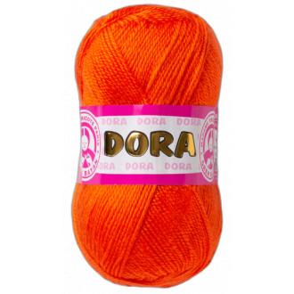 Madame Tricote Paris Dora - 031 Sýta oranžová