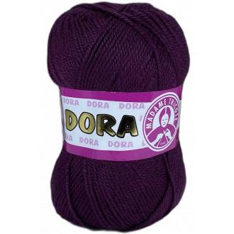 Dora 100g- 061 baklažánová