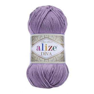 Alize Diva - 622 Levanduľová